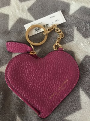 Marc by Marc Jacobs Key Chain pink leather