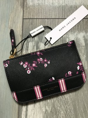 Marc by Marc Jacobs Key Chain black-pink leather