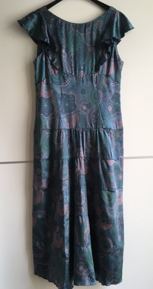 Marc Jacobs Flounce Dress multicolored