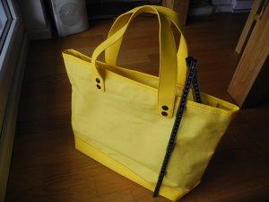 Marc Jacobs Borsa shopper giallo Tessuto misto