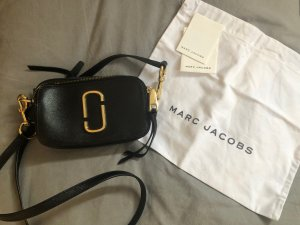 Marc by Marc Jacobs Bandolera negro-color oro