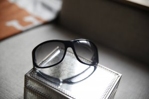 Marc Jacobs Gafas negro