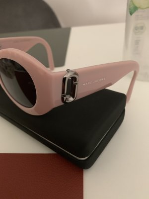 Marc Jacobs Occhiale da sole ovale rosa antico