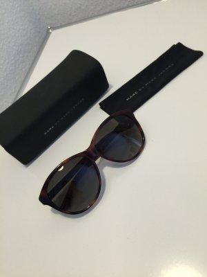 Marc Jacobs Sonnenbrille Braun mit Etui Neuwertig