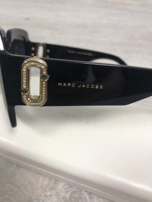 Marc Jacobs Occhiale squadrato nero-oro