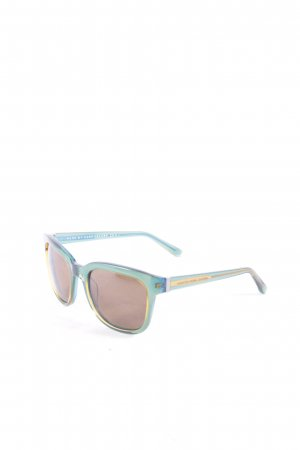 Marc Jacobs Sonnenbrille türkis Casual-Look