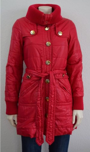 MARC JACOBS STEPPMANTEL GR. XS ROT