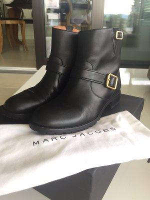 Marc Jacobs Stiefeletten (Ankle Boots), Schwarz Gr. 38
