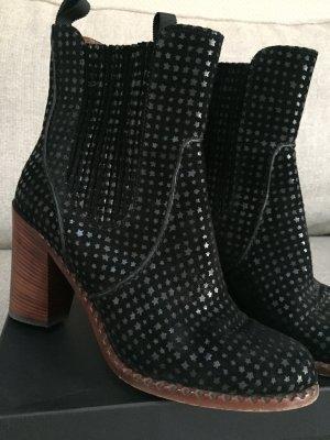Marc Jacobs Slip-on laarzen zwart