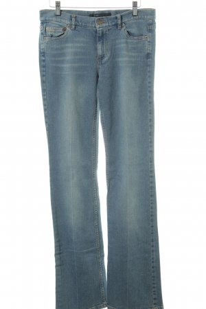 Marc Jacobs Straight-Leg Jeans blau Casual-Look