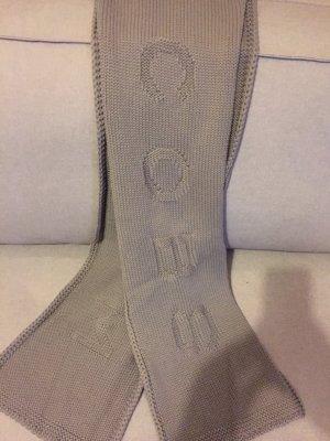 Marc Jacobs Sciarpa lavorata a maglia argento