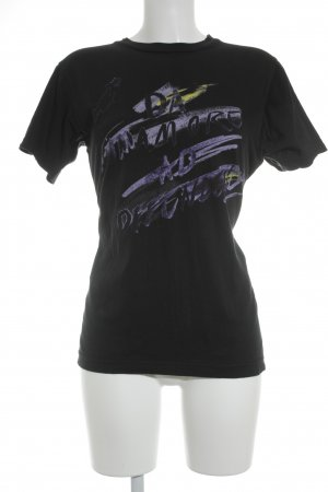 Marc Jacobs T-Shirt Motivdruck Street-Fashion-Look