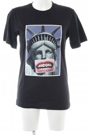 Marc Jacobs T-shirt nero stile casual