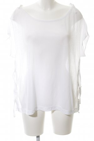 Marc Jacobs T-Shirt weiß Casual-Look