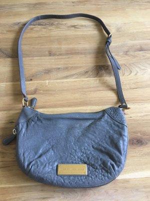 Marc Jacobs Crossbody bag grey leather