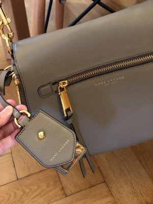 Marc Jacobs Tasche grau/beige