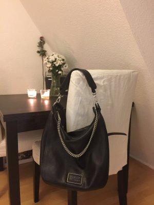 Marc Jacobs Tasche Hobo schwarz