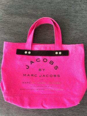 Marc Jacobs Bolsa de hombro rosa