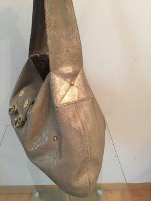 Marc Jacobs Tasche Silber/Gold