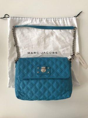 Marc Jacobs Tasche Single Large Türkis / Beschreibung lesen