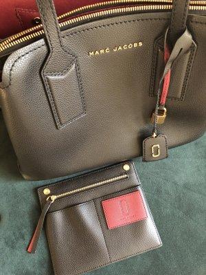 """Marc Jacobs Tasche """"The Editor""""-Bag / Leder / schwarz"""