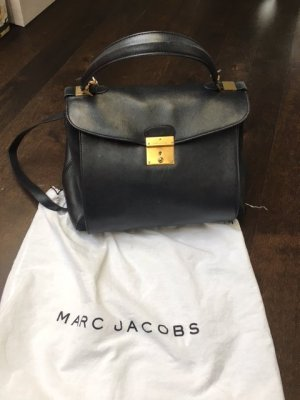 MARC JACOBS THE GRAND METROPOLITAN LEATHER TOTE