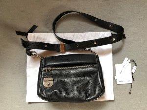 Marc Jacobs The Standard Mini Crossbody Handtasche schwarz