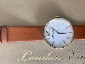 Marc Jacobs Reloj con pulsera de cuero multicolor