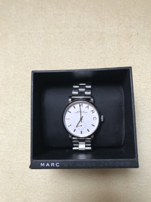 Marc Jacobs Self-Winding Watch silver-colored