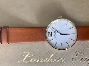 Marc Jacobs Horloge met lederen riempje veelkleurig