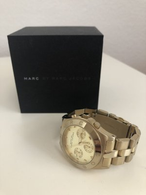 Marc by Marc Jacobs Reloj con pulsera metálica color oro