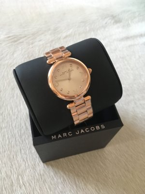 Marc Jacobs Uhr Gold Rose Gold Fashion Mode Schmuck Blogger