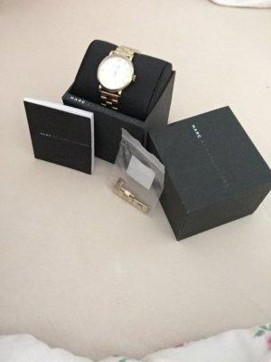 Marc Jacobs Uhr  in Gold mit Karton