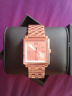 Marc Jacobs Uhr in Rosegold