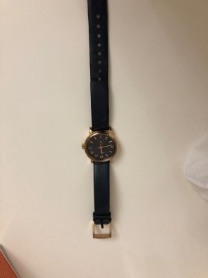 Marc Jacobs Watch With Leather Strap multicolored