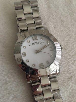 Marc Jacobs Uhr mit Glitzersteinchen