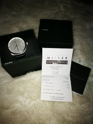 Marc Jacobs Uhr mit Lederarmband