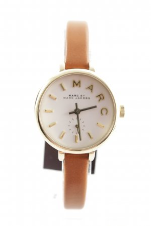 "Marc Jacobs Horloge met lederen riempje ""Sally Ladies Watch"""