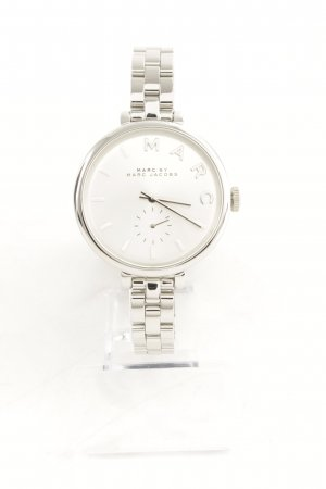 "Marc Jacobs Watch With Metal Strap ""Sally Ladies Watch Silver"""
