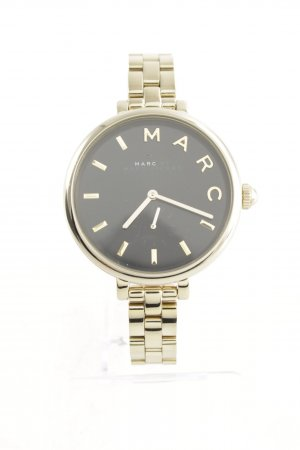 Marc Jacobs Watch With Metal Strap gold-colored-black