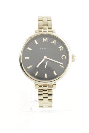 Marc Jacobs Reloj con pulsera metálica color oro-negro