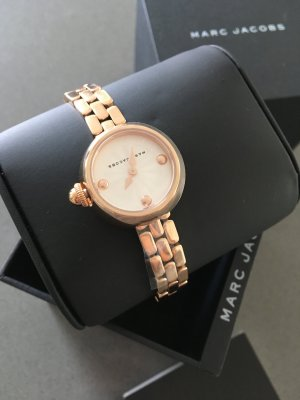 Marc Jacobs Uhr neu Gold Rose Armbanduhr Accessoires