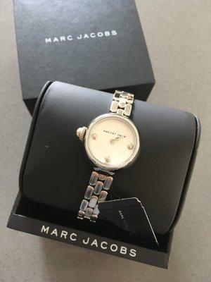Marc Jacobs Uhr neu Silber Blogger Armband Schmuck Accessoires Fashion