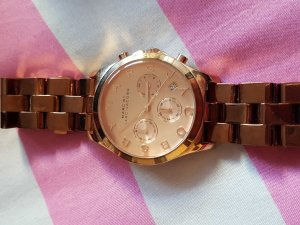 Marc Jacobs Uhr Rose gold