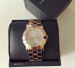 Marc Jacobs Watch gold-colored