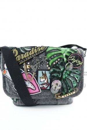 "Marc Jacobs Gekruiste tas ""Paradise Small Courrier Crossbody Bag Black"""