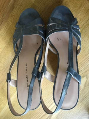 Marc Jacobs Wedges Plateausandale 39