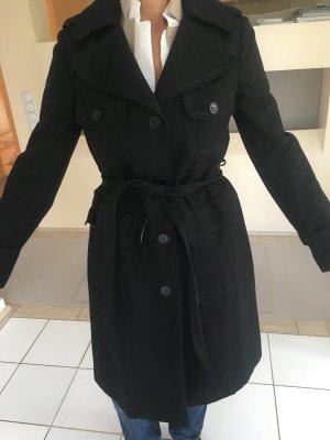 Marc Jacobs Abrigo de invierno negro look casual