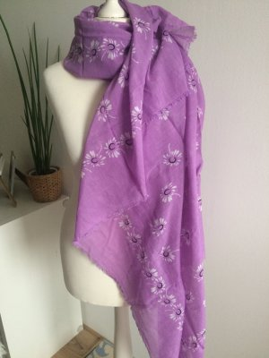 Marc Jacobs Summer Scarf mauve-grey lilac