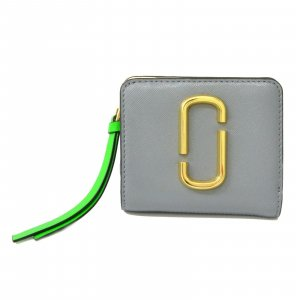 Marc Jacobs Zipped Compact Wallet